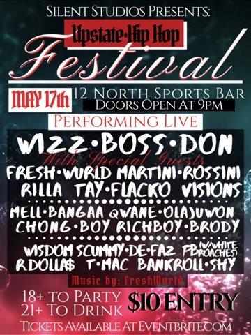 Upstate Hip-hop Festival