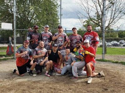 2019 Summer Softball Winners
